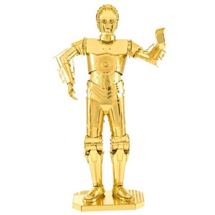 Star Wars C-3PO Model Kit by Metal Earth